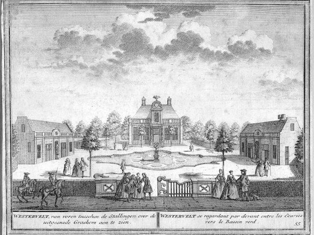 westerveld-begraafplaats-crematorium-Buitenplaats Westerveld Gravure